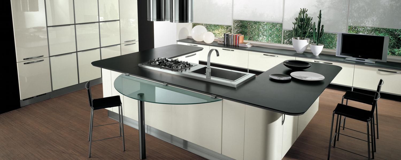 cuisine design lyon cuisine cucine lube aya home design. Black Bedroom Furniture Sets. Home Design Ideas